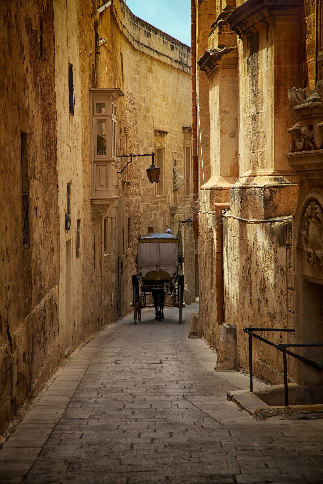 Instagrammable places in Malta, Old city of Mdina