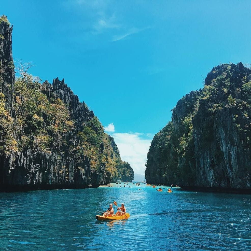 Top instagrammable places in El Nido | Big Lagoon