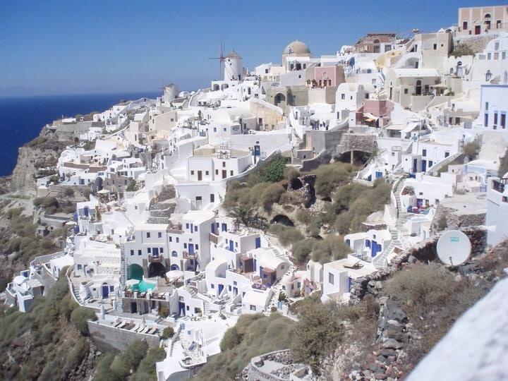 Imerovibli, Instagramamble places in Santorini