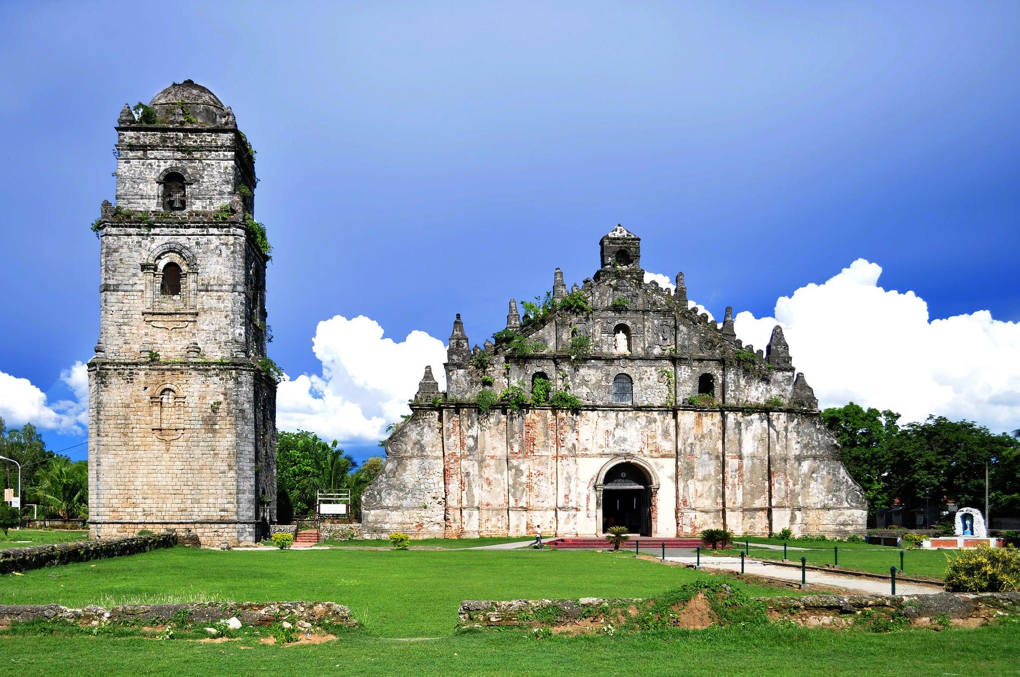 San Agustin Church, things to do in Laoag, tourist spots in Ilocos Norte, Ilocos Norte Tourist spots