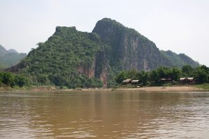 Mekong River in Laos, Instagrammable places in Laos, Mekong River