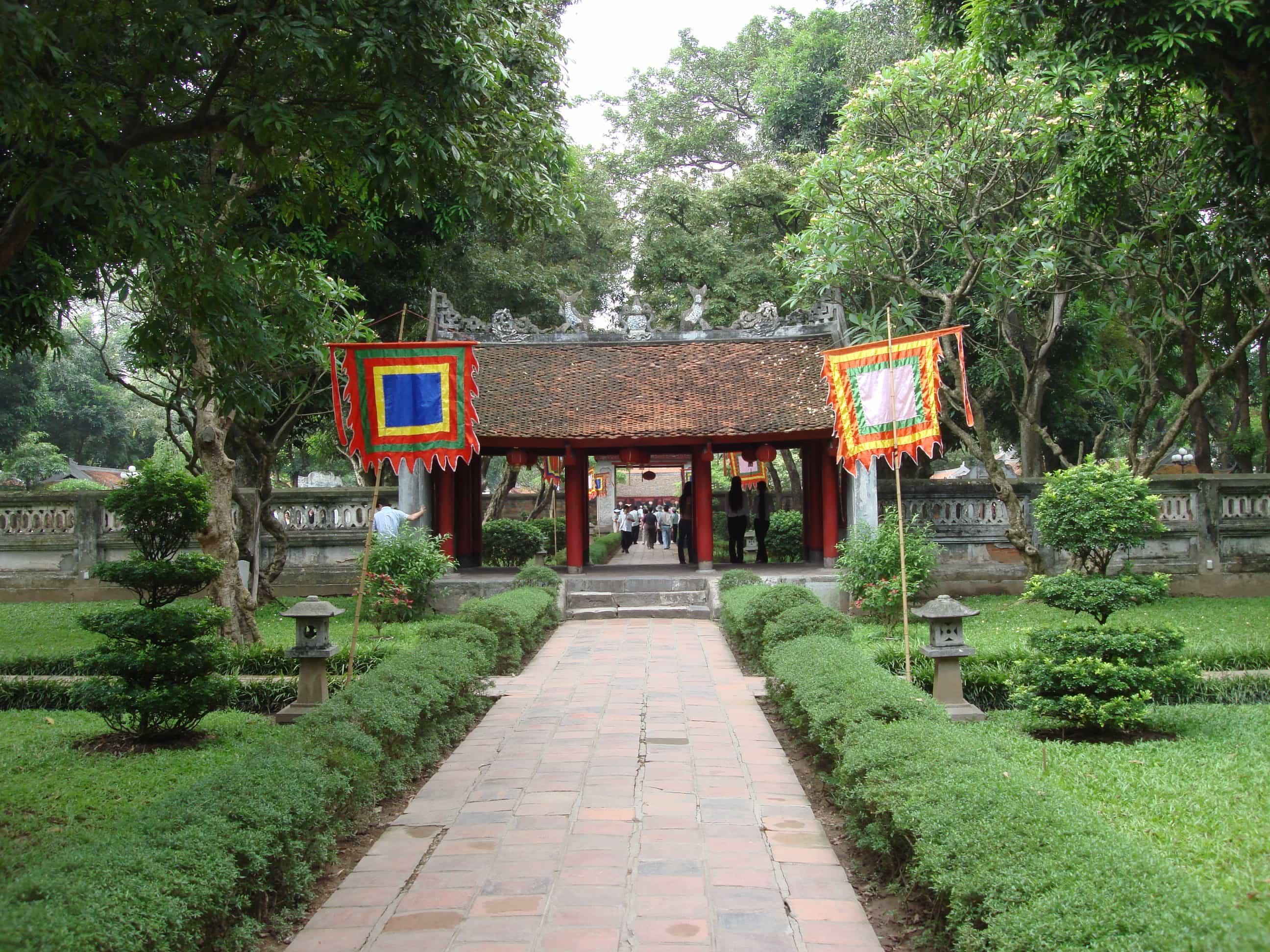 Off the beaten path experiences in Hanoi, Literature temple
