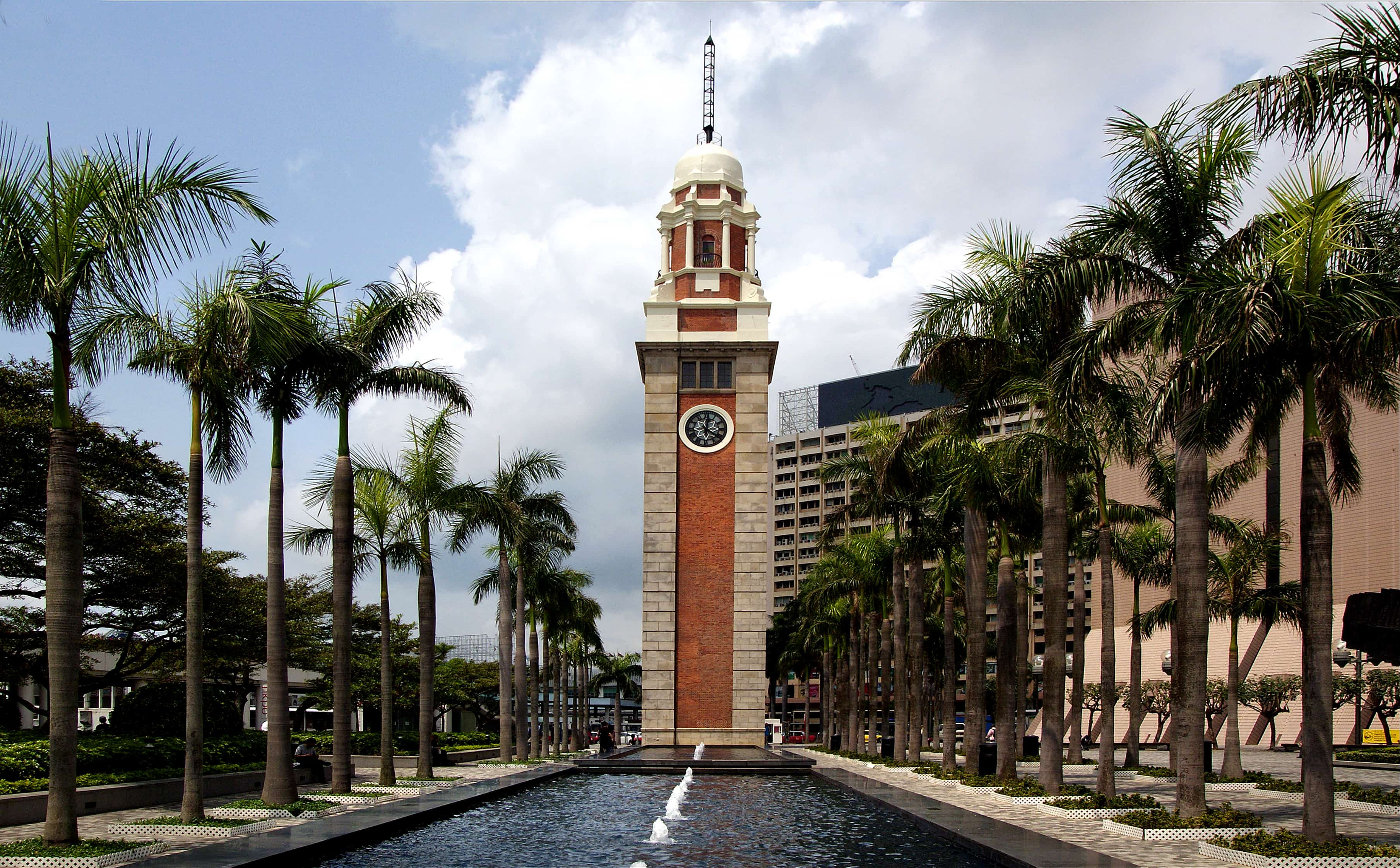 Clock Tower, Instagrammable places in Hong Kong