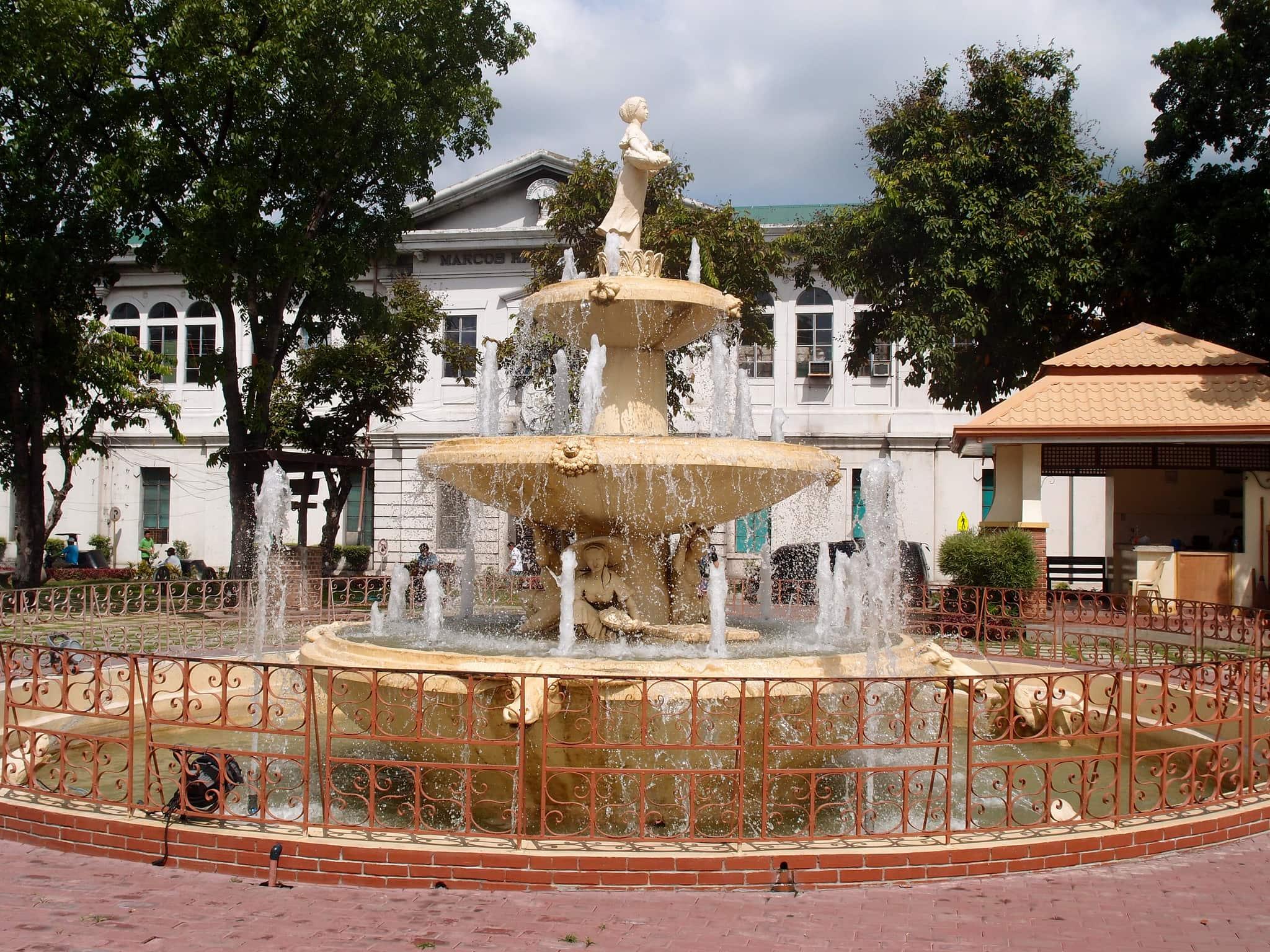 Aurora Park, things to do in Laoag, Laoag tourist spots