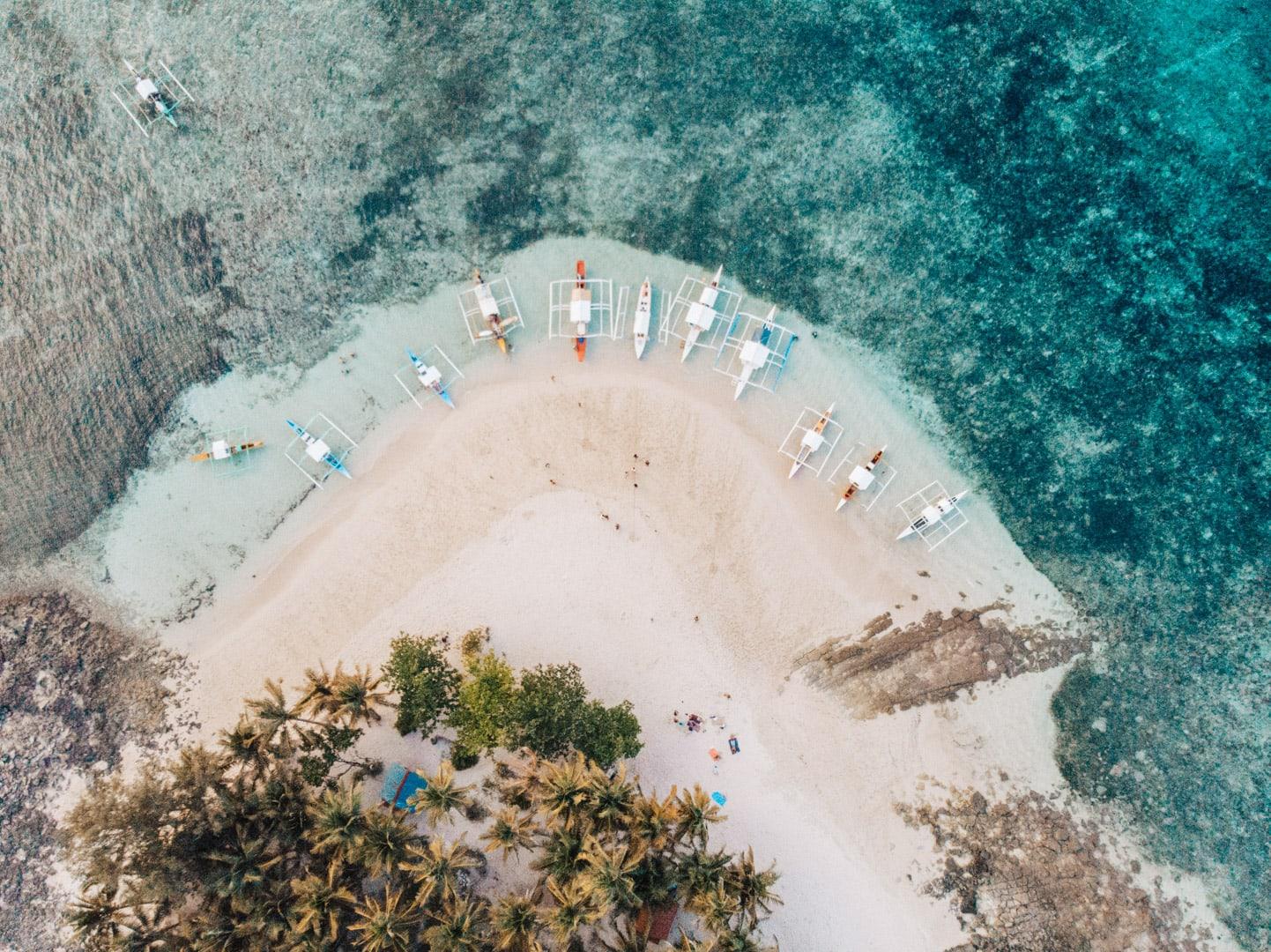 Best Beaches in Siargao, Guyam Island, Siargao beaches