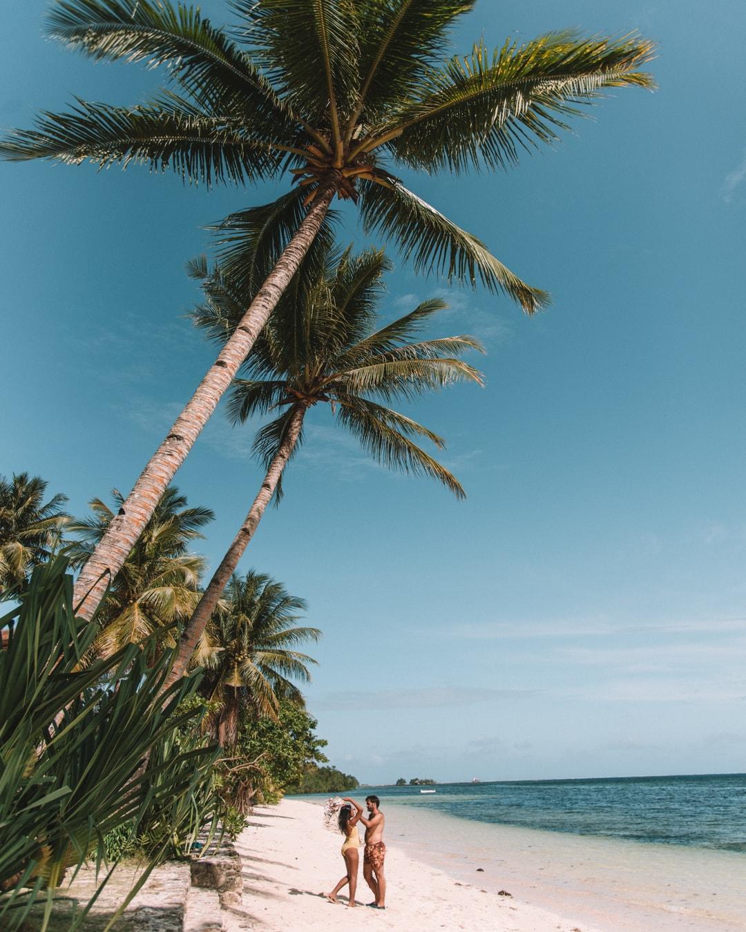 Siargao Itinerary, Malinao Beach