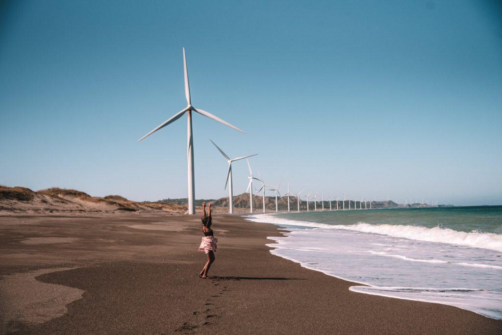 Bangui Windmills Ilocos Norte, Things to do in Pagudpud, Bangui windmills, bangui wind farm