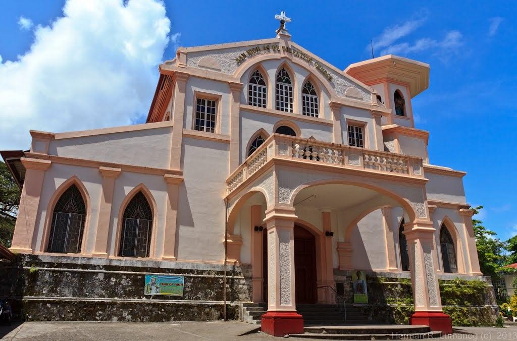 San Nicolas de Tolentino Pa,  Camiguin tourist spots, things to do in camiguinrish,