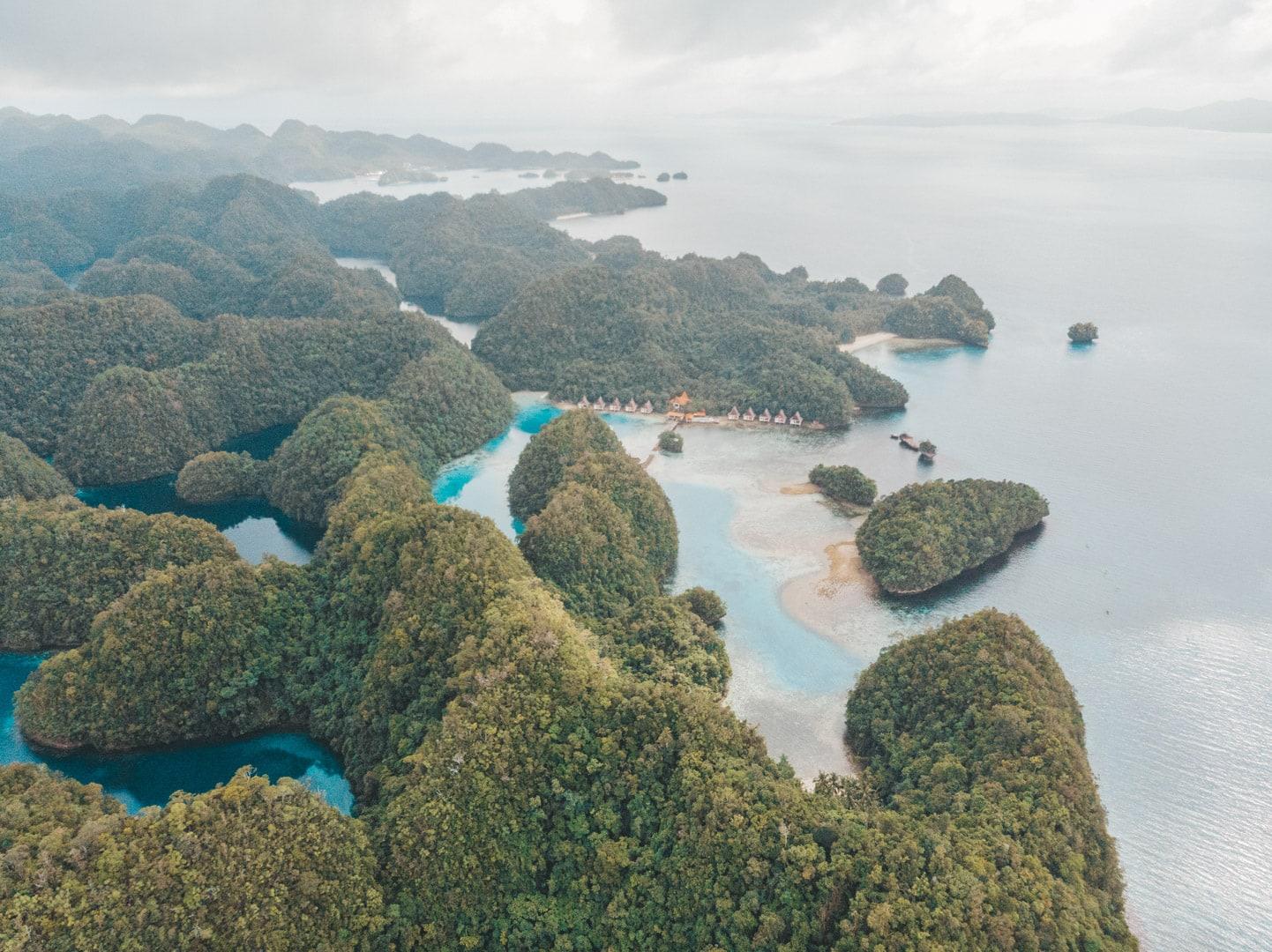 How to get to Sohoton Cove, Siargao Island