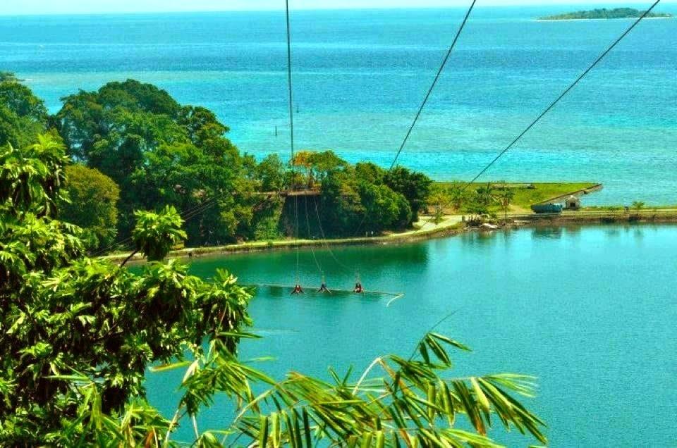 Taguines Lagoon, beaches in camiguin, camiguin beaches