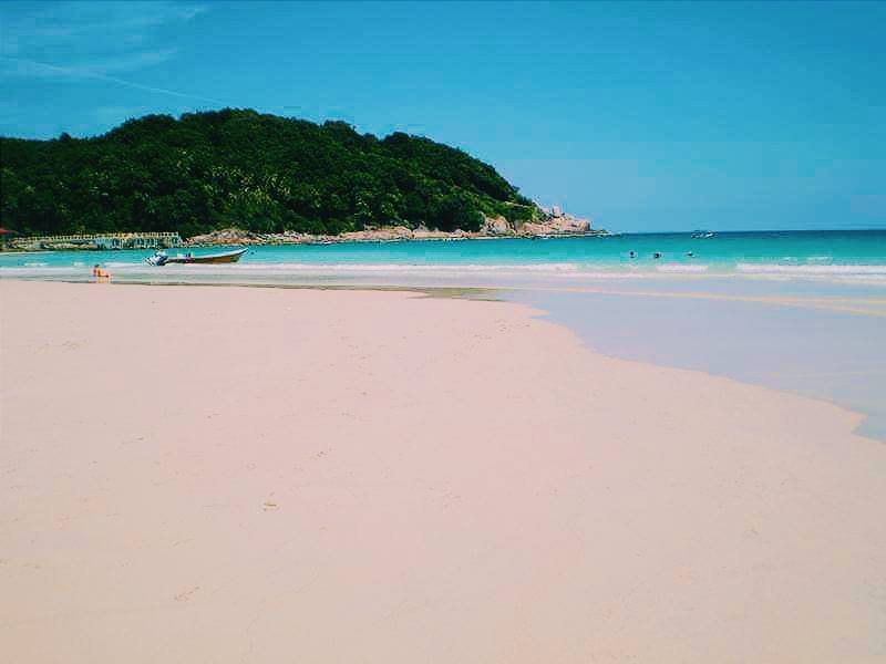 perhentian islands, Instagrammable places in Malaysia