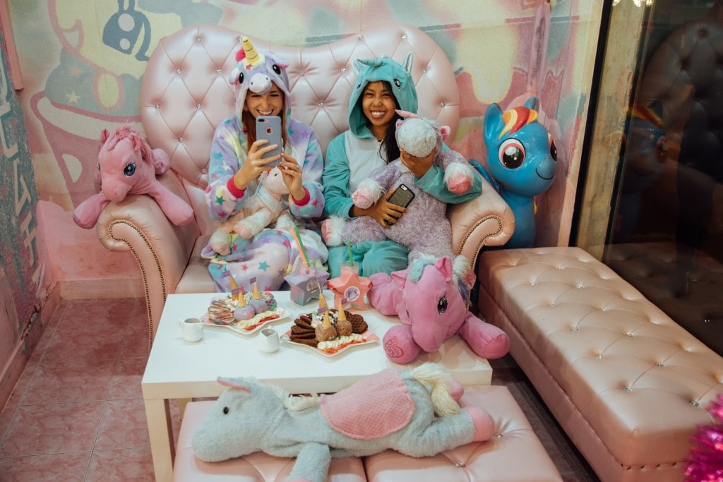 Instagrammable Places in Thailand, Unicorn Cafe