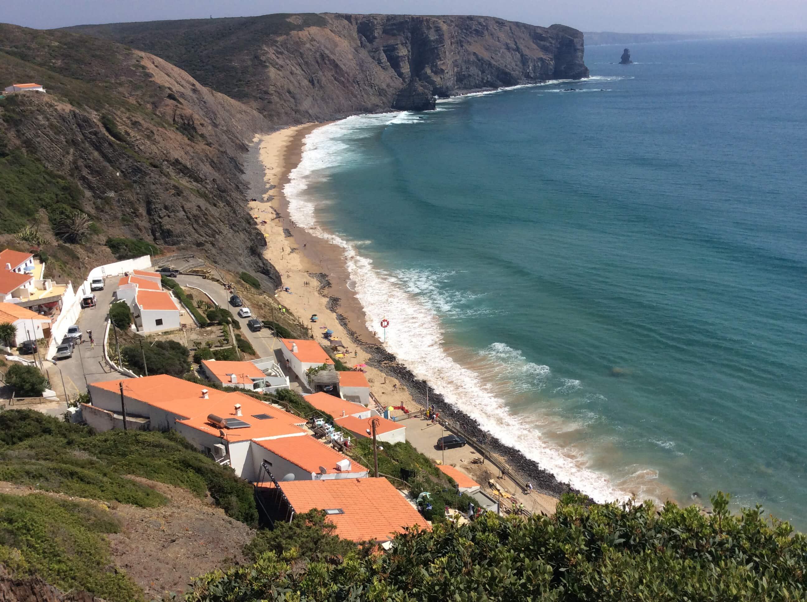 Praia da arrifana, beaches in Algarve