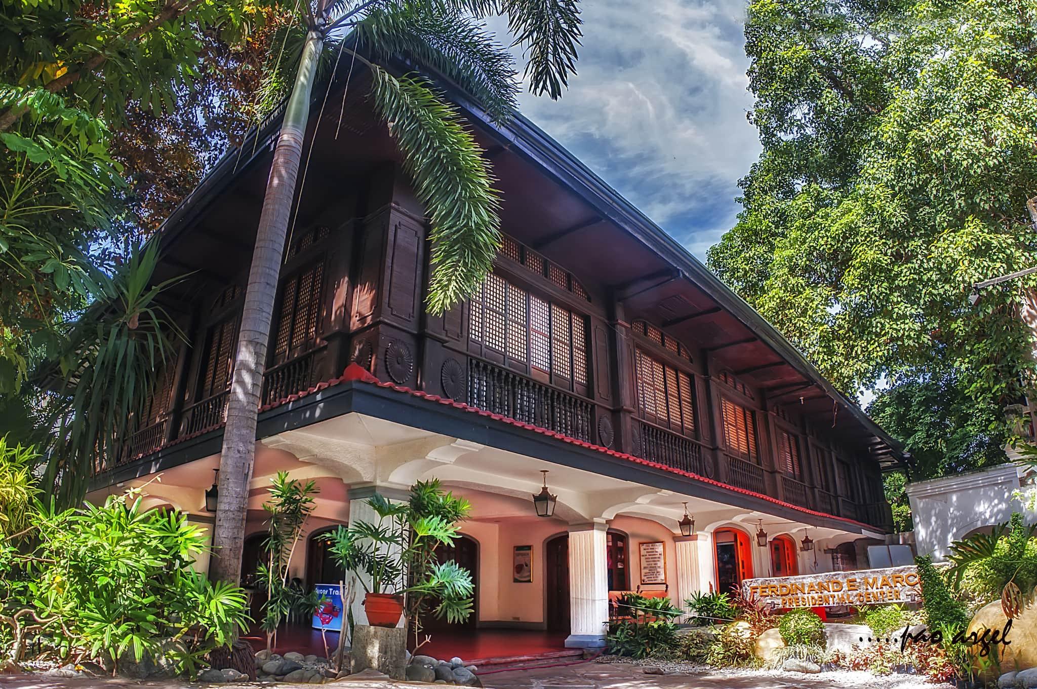Ilocos Norte tourist spots, Marcos Museum and mausoleum, Ilocos Itinerary