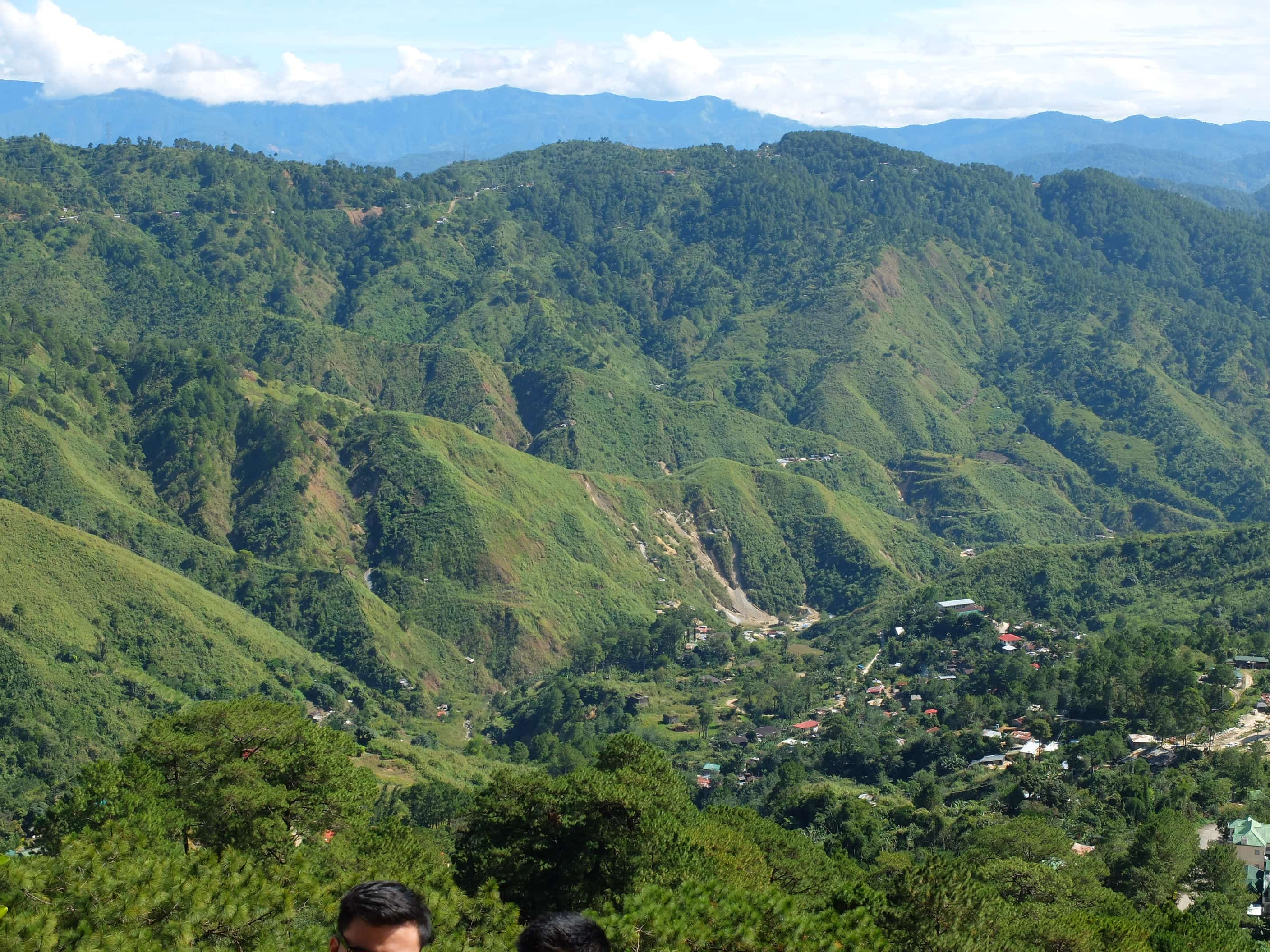 Baguio, tourist spots in the Philippines