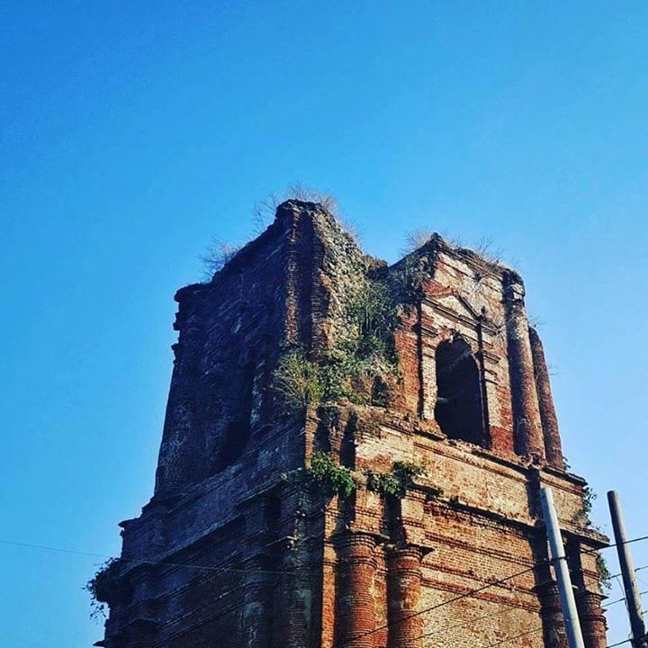 Ilocos Norte tourist spots, Bacarra domeless tower
