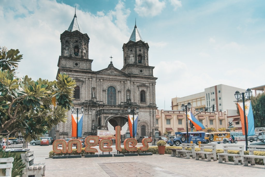 Angeles City, tourist spots in the Philippines
