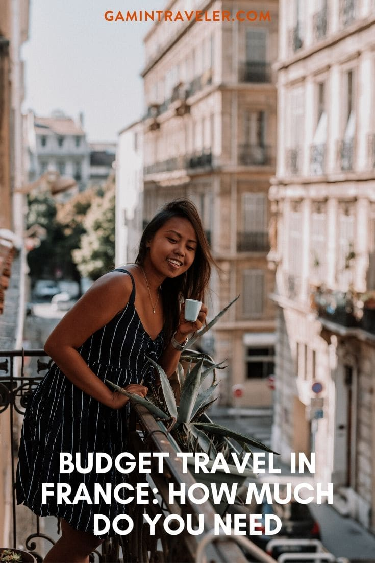 Budget Travel in France