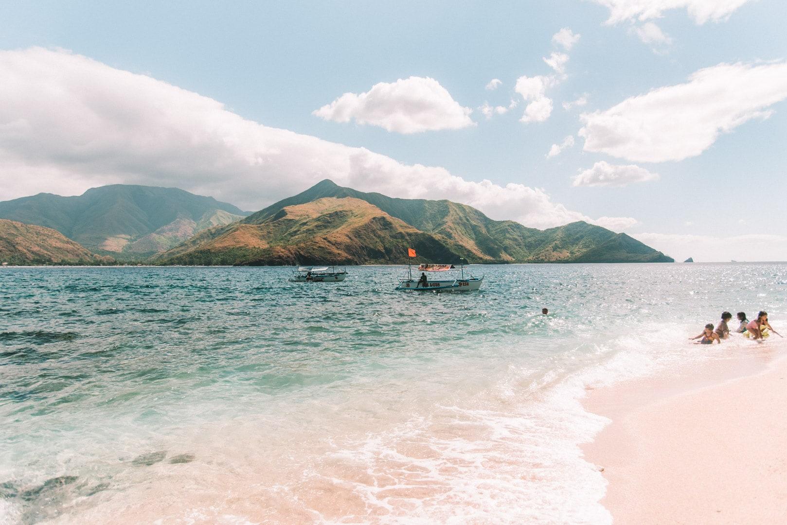 nearest beach in pampanga, beaches near Pampanga