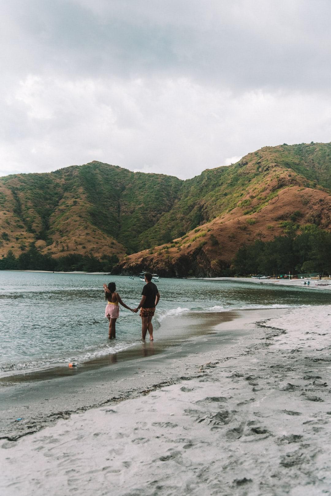 Anawangin cove, Zambales, tourist spots in the Philippines
