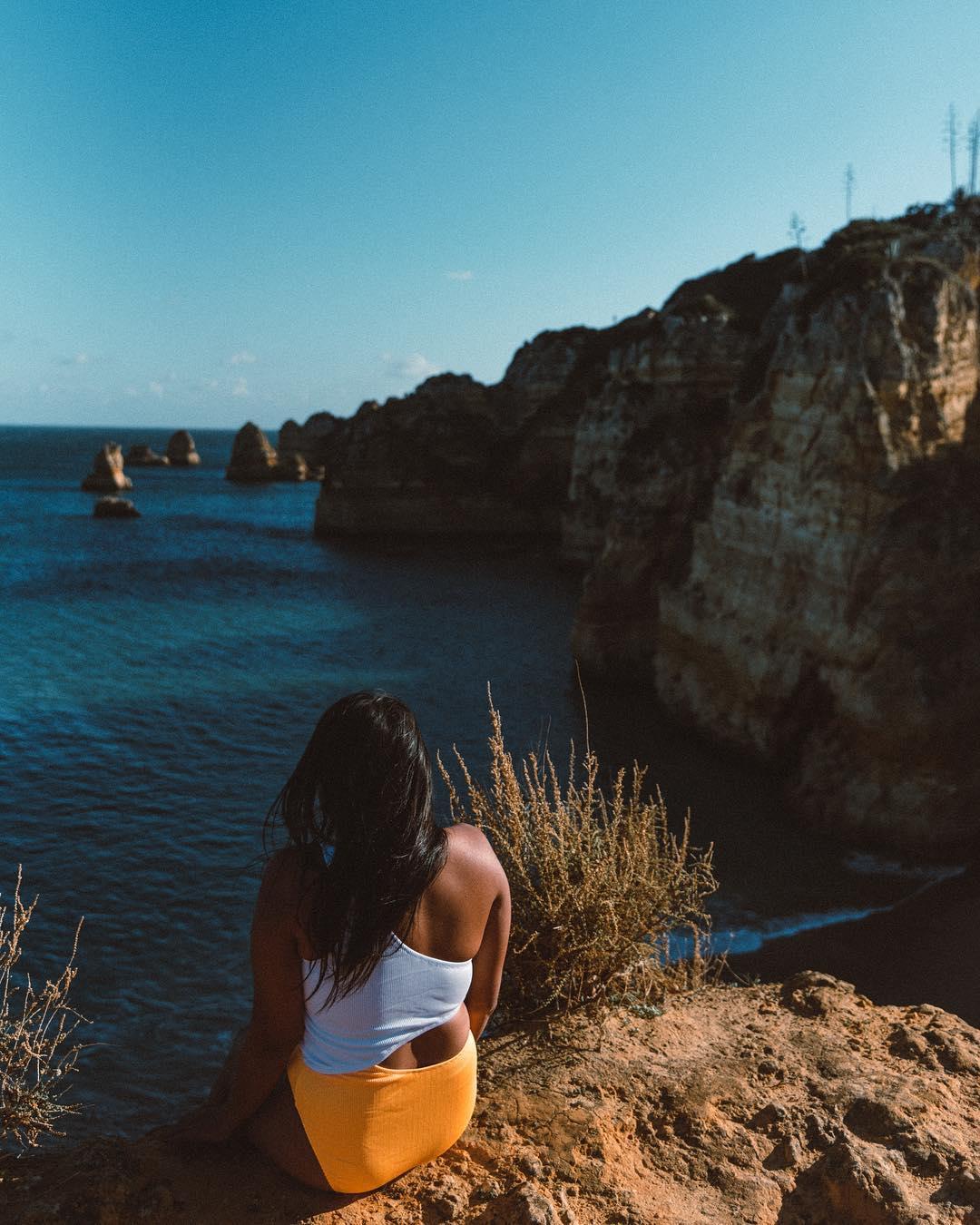 Beaches in Algarve, Praia Dona Ana