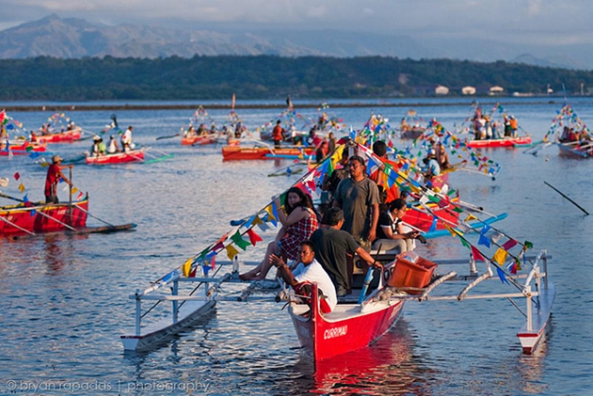 Dinaklisan festival Ilocos Norte, Ilocos Norte Tourist spots
