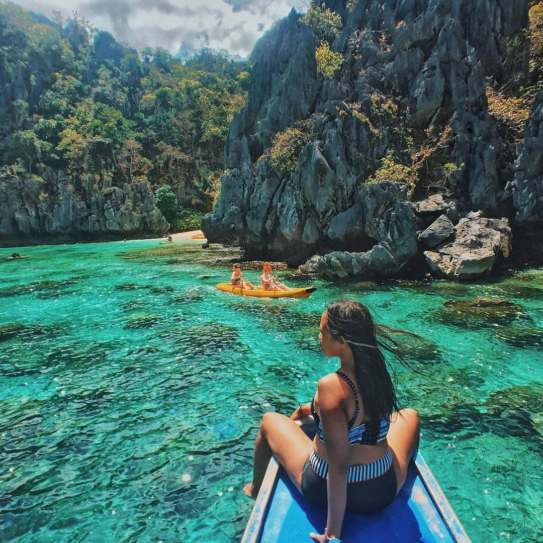 Small Lagoon, tourist spots in the Philippines, Philippines honeymoon