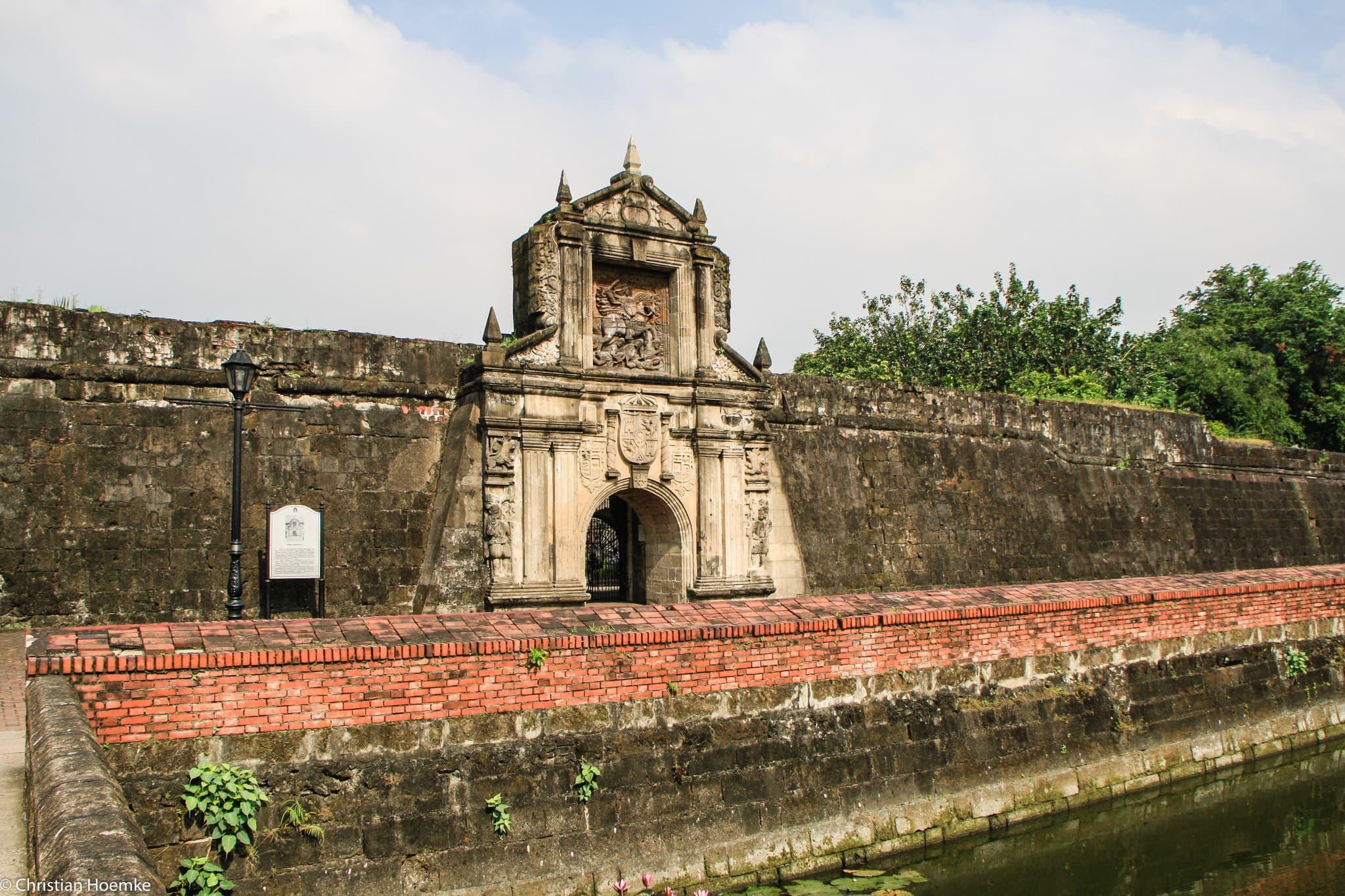 Manila tourist spots, Intramuros