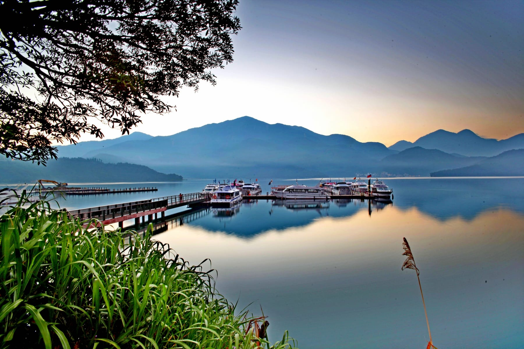 Sun Moon Lake, Taiwan tourist spots