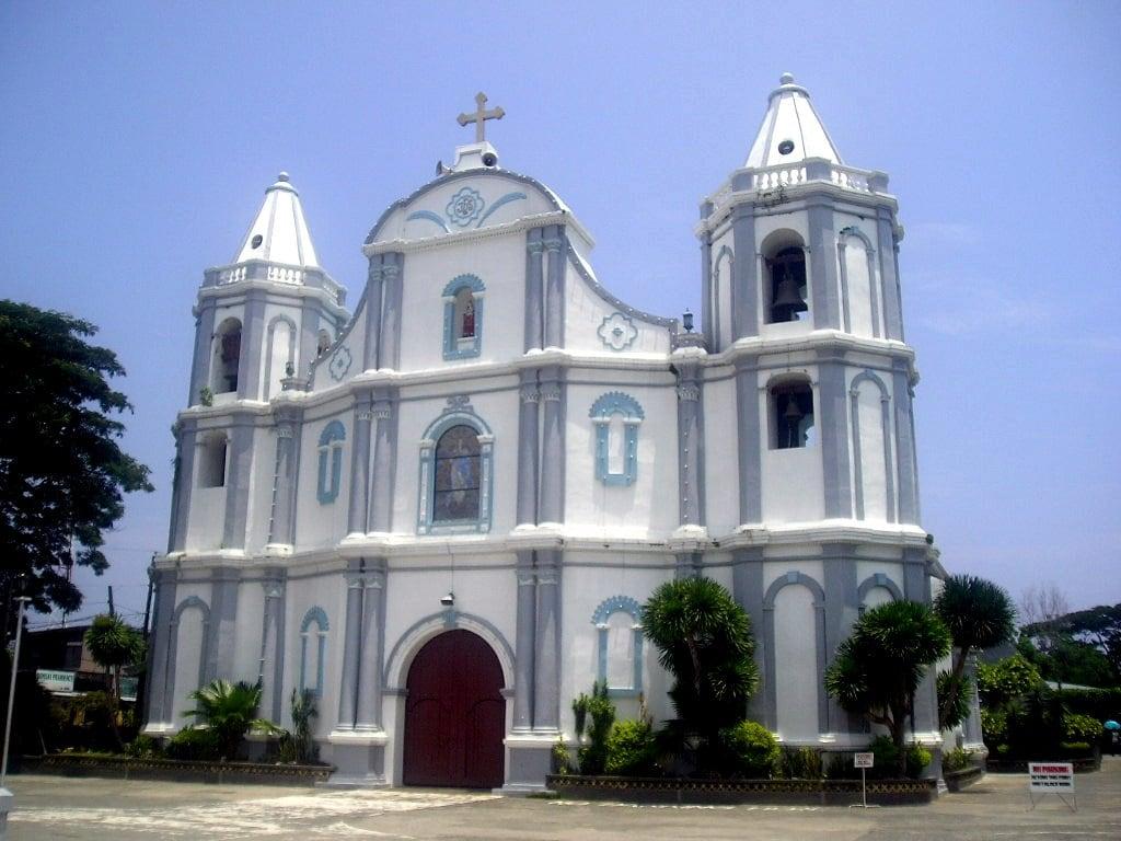 La Union tourist spots, La Union travel guide, Namacpacan Church, La Union itinerary