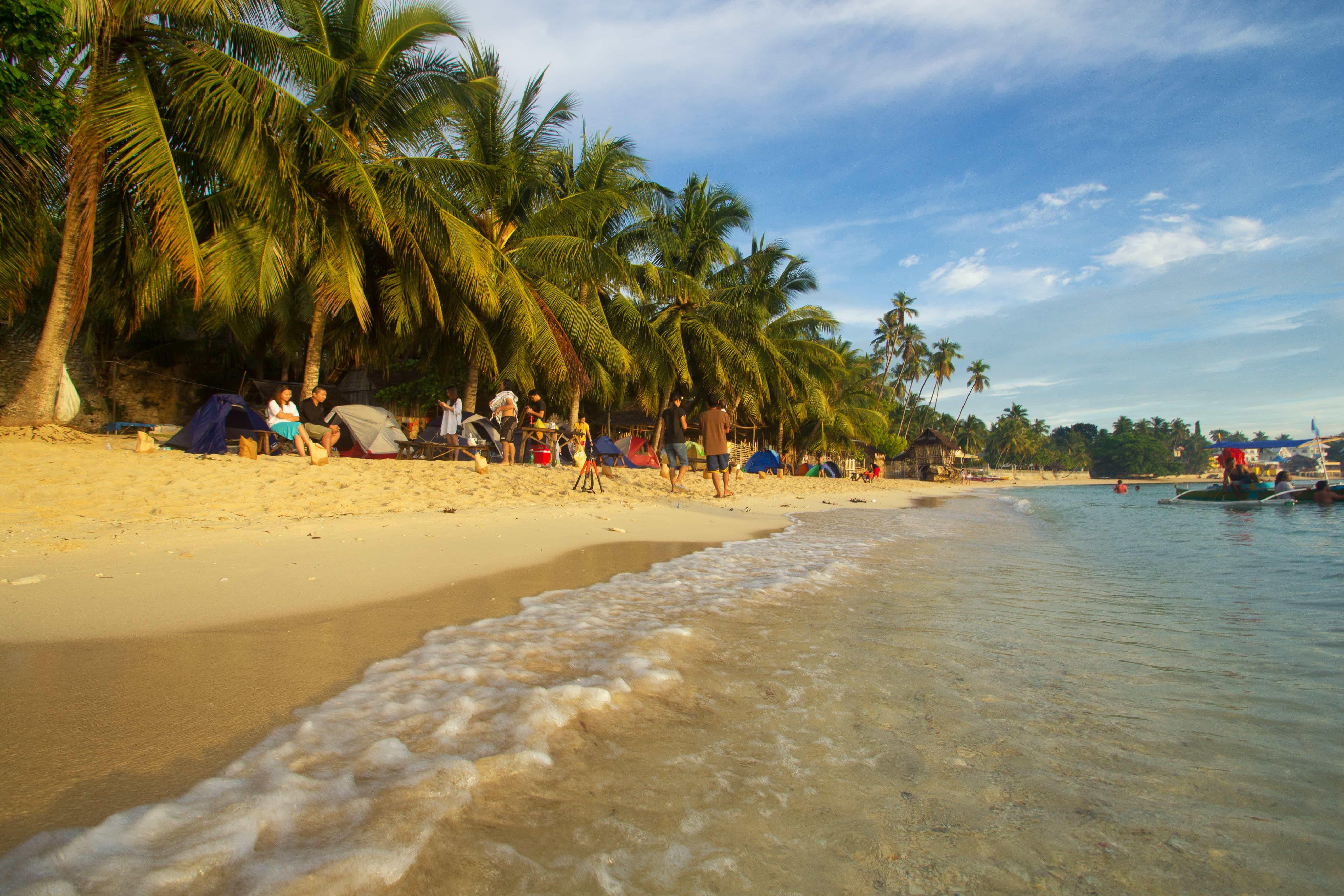 Tingko Beach, Best Beaches in Cebu, south cebu beaches