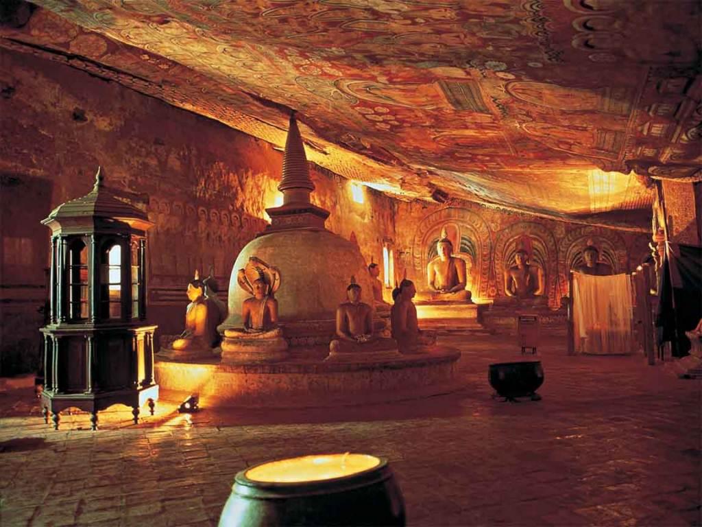 Sri Lanka tourist spots, Dambulla