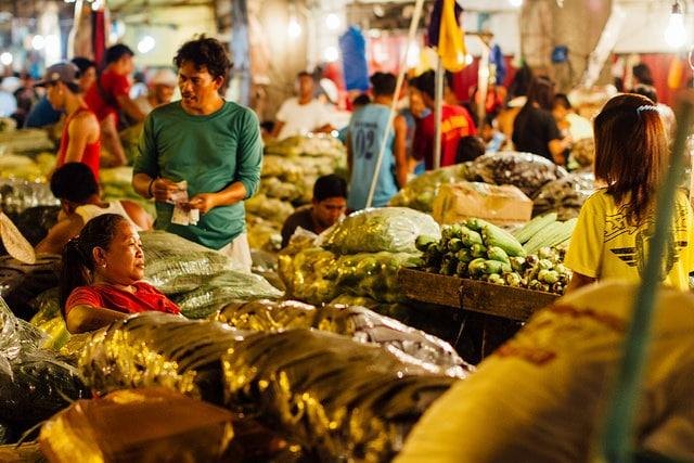 Manila tourist spots, divisoria market