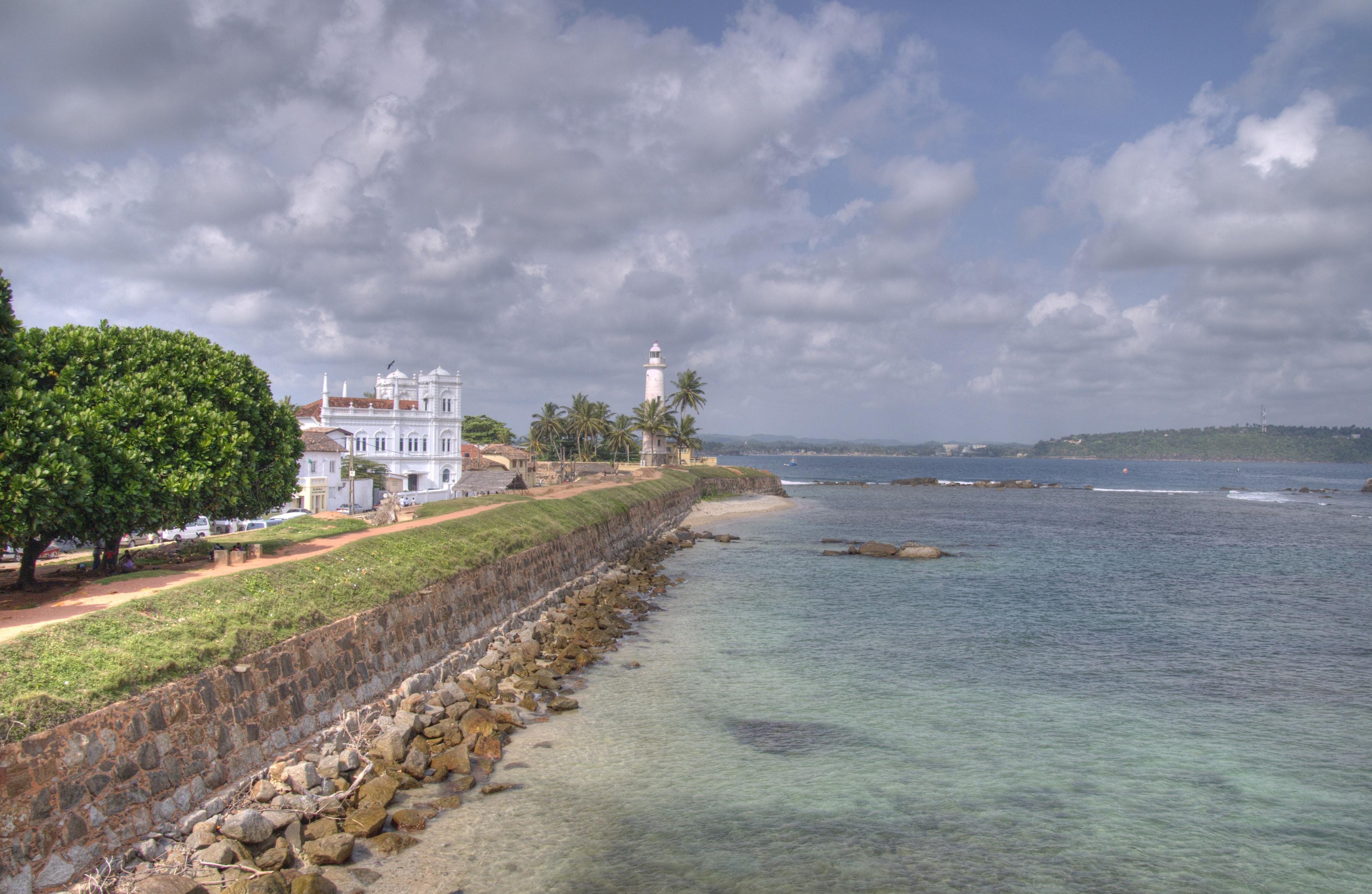 Sri Lanka tourist spots, Galle