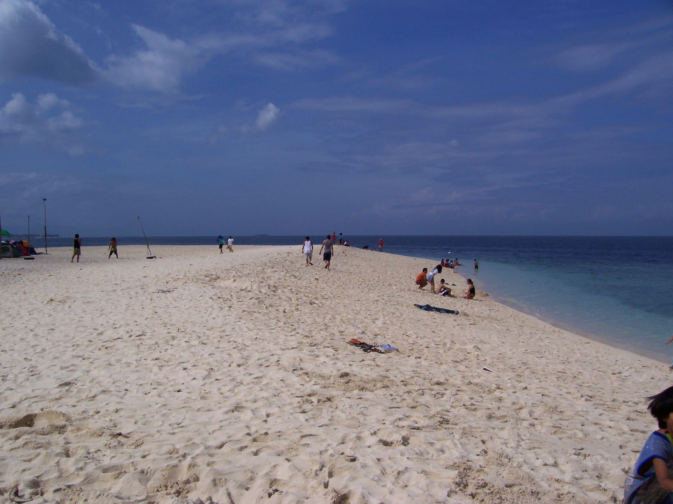Badasku Beach, Best beaches in Cebu, Moalboal, Moalboal island hopping