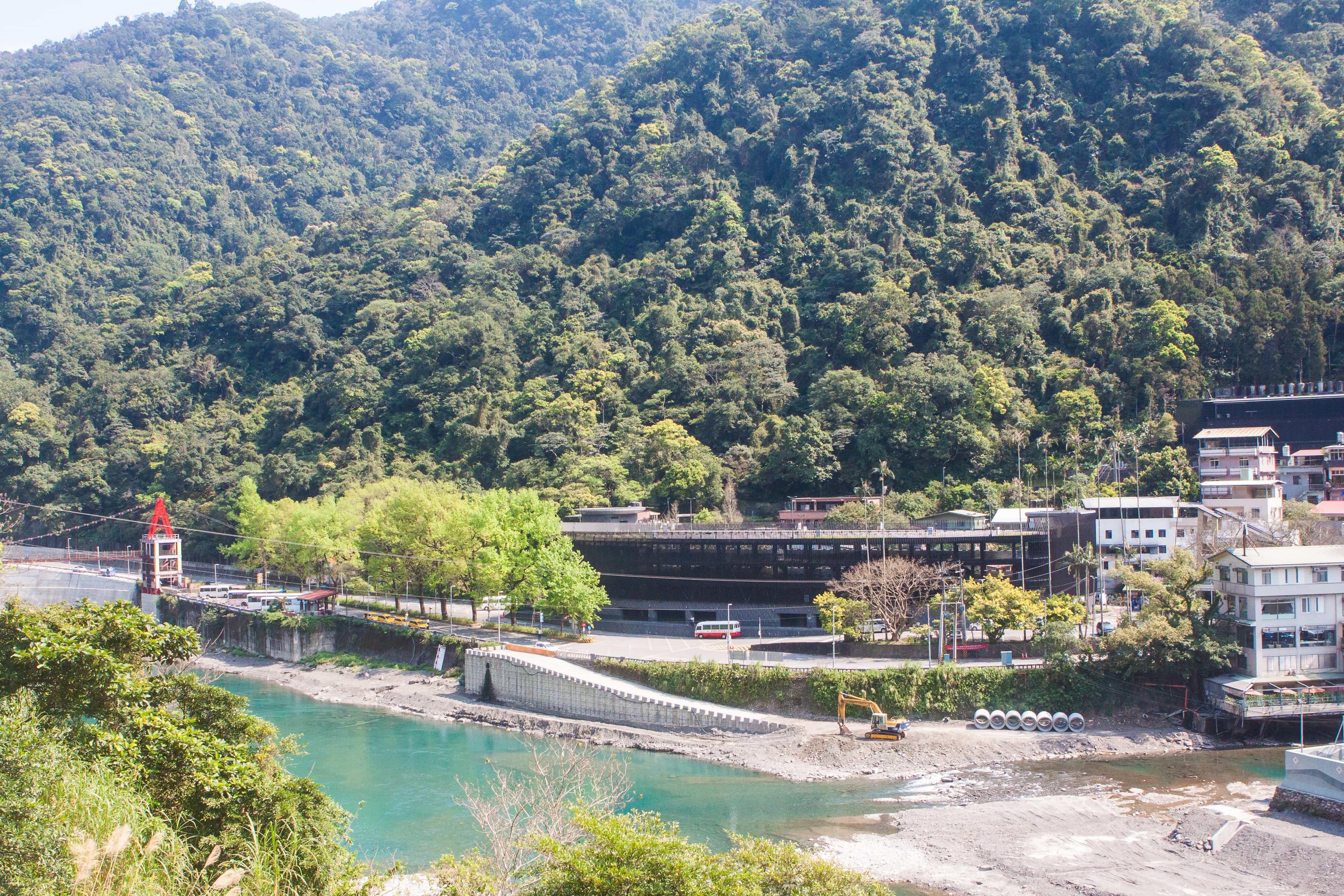 Wulai, Taiwan Tourist spots