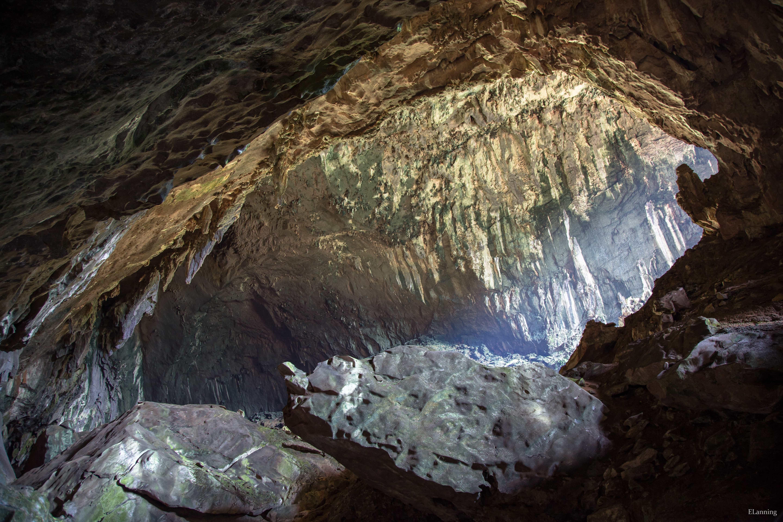 Malaysia tourist spots, Mulu Caves in Gunung Mulu National Park