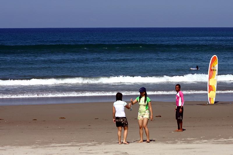 Urbiztondo Beach, La Union tourist spots, La Union travel guide, La Union itinerary