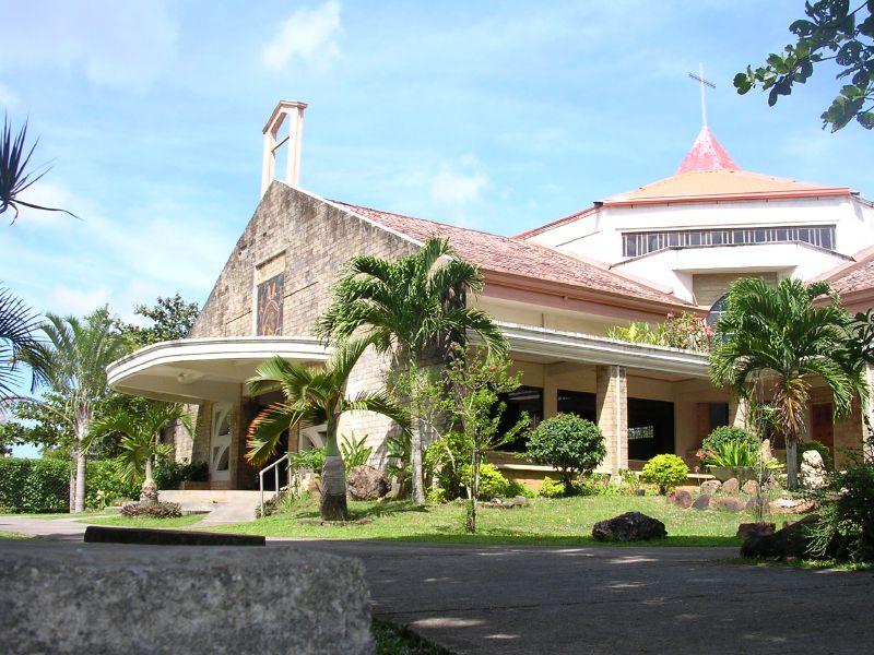 Trappist Monastery, Guimaras tourist spots, Guimaras Island travel guide, where to go in Guimaras Island, Guimaras Island