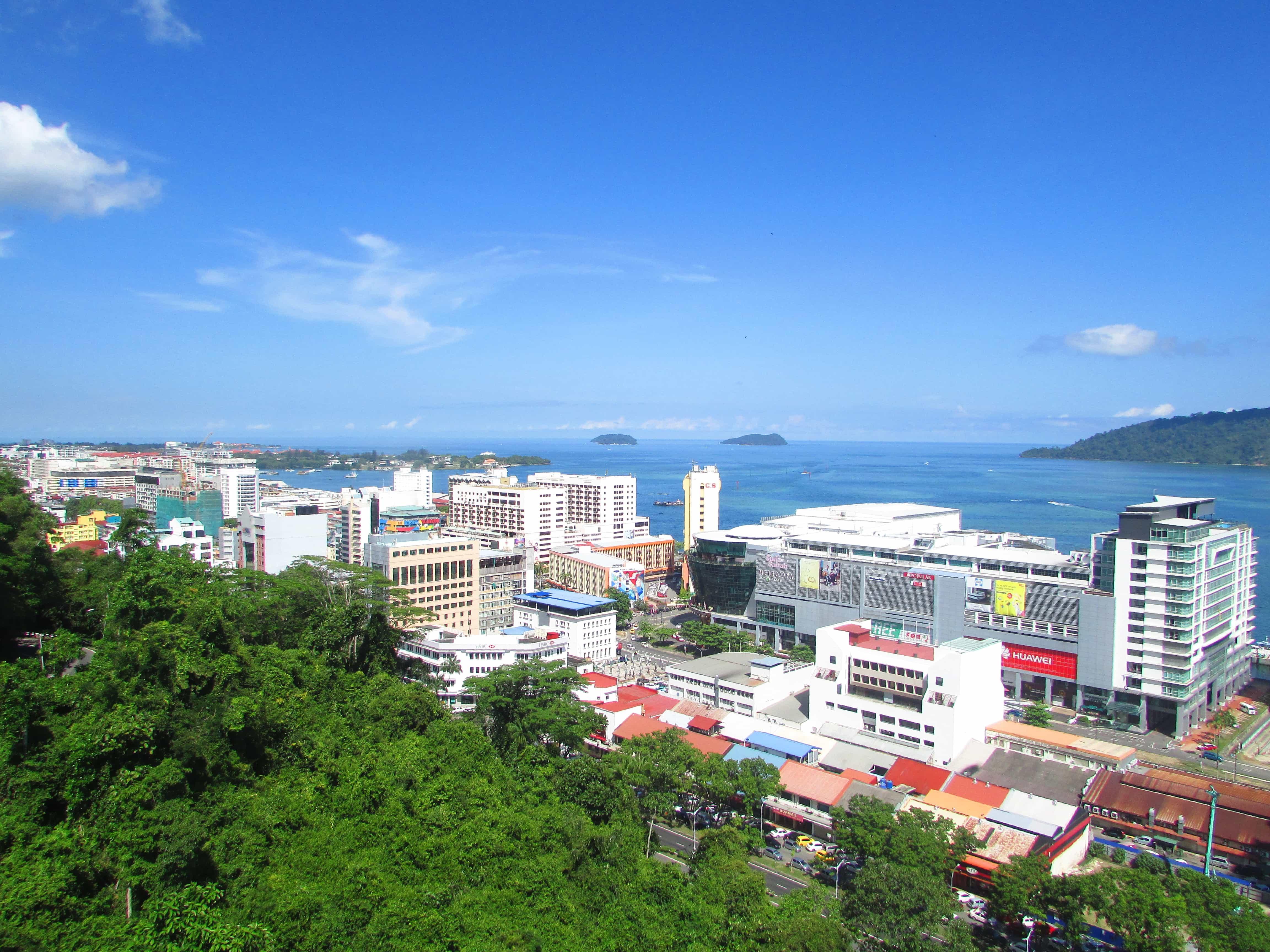 Kota Kinabalu, Malaysia tourist spots