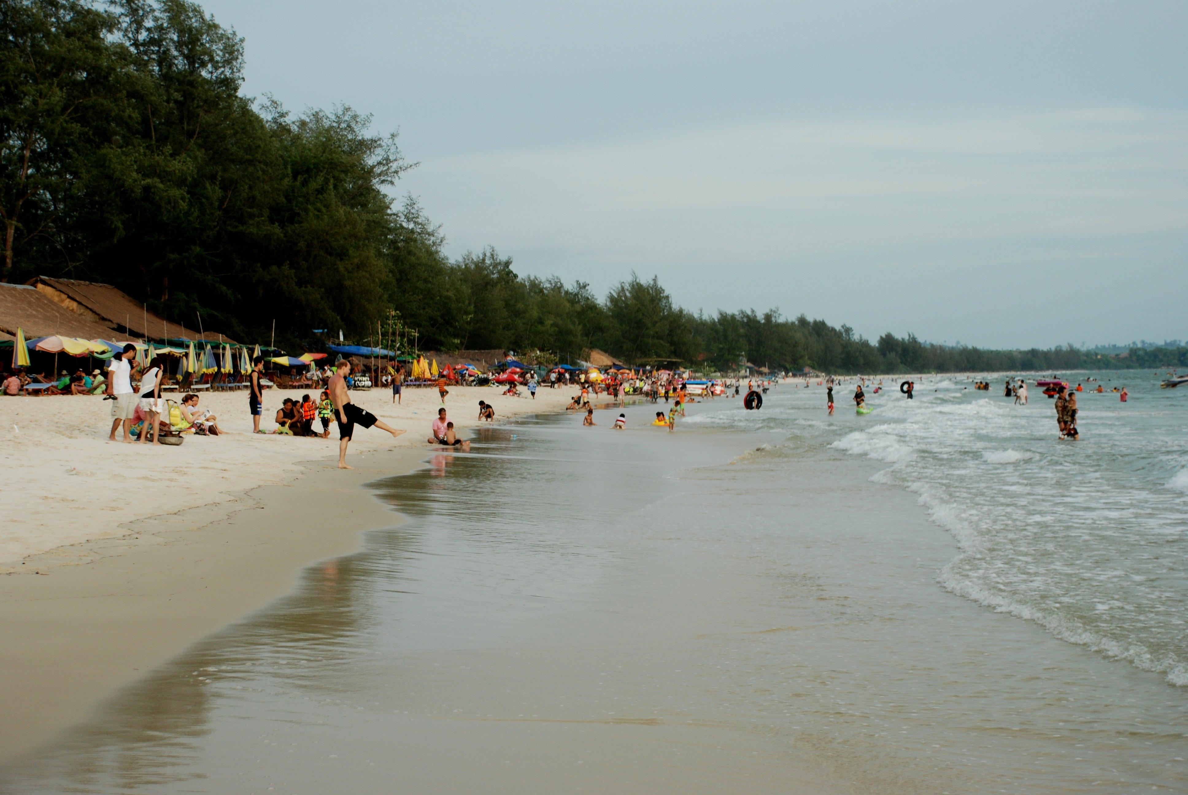 Cambodia Tourist Spots, Sihanoukville