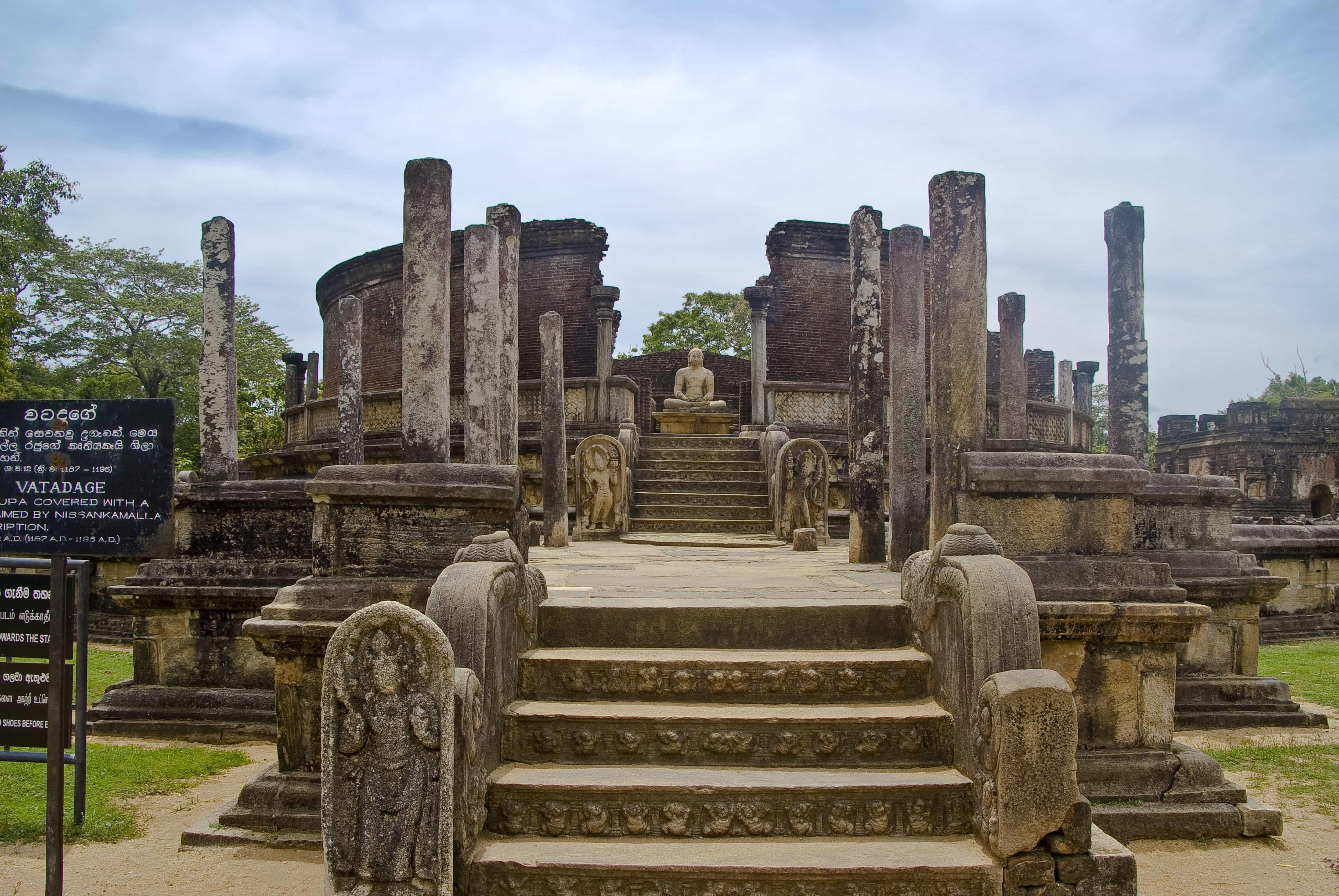 Sri Lanka tourist spots, Polonnaruwa