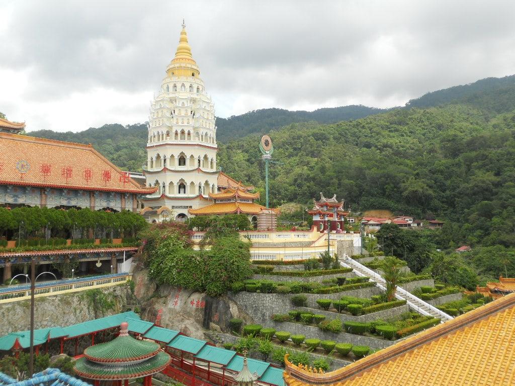 kek lok si temple, Malaysia tourist spots