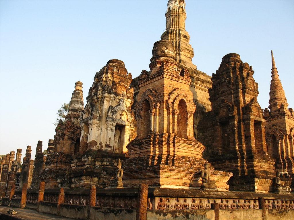 Thailand tourist spots, Sukkhothai