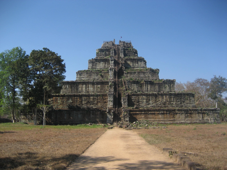 Koh Ker, Cambodia Tourist Spots