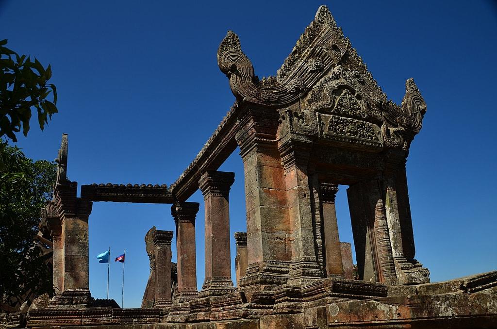 preah vihear, Cambodia Tourist Spots