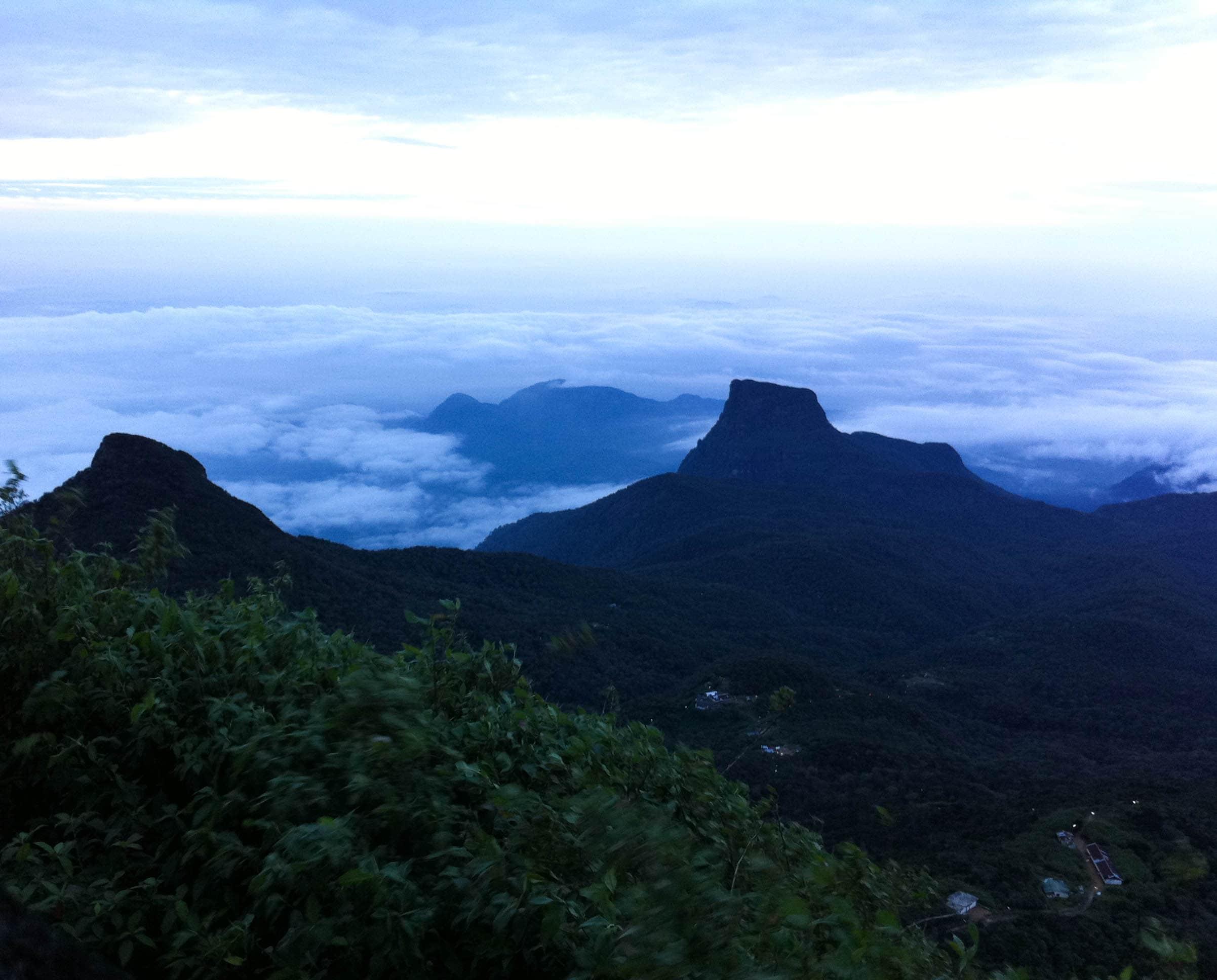 Adam's Peak, Sri Lanka tourist spots