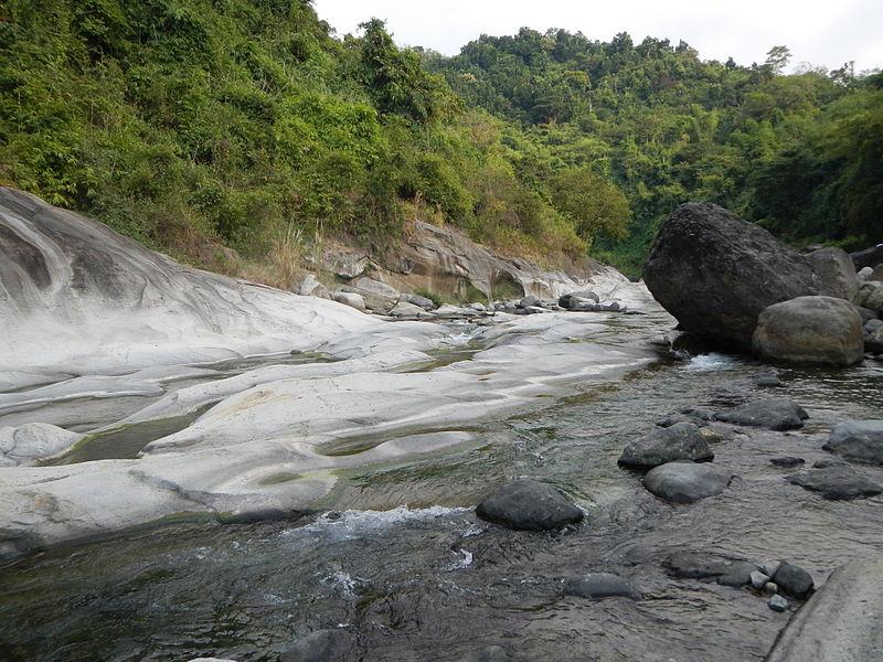 La Union tourist spots, La Union travel guide, Tapuakan River, Tapuacan River