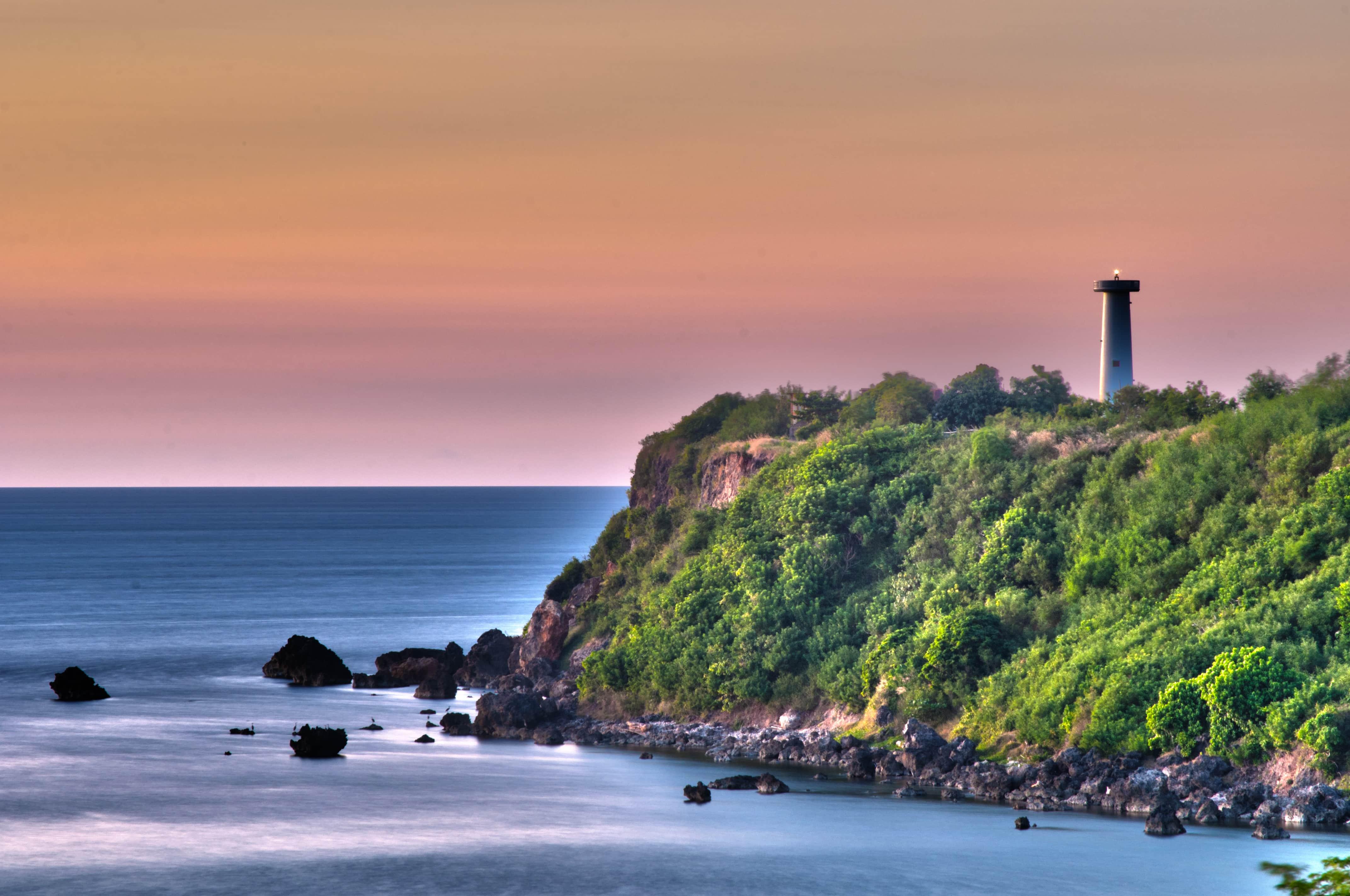 La Union tourist spots, La Union travel guide, Poro Point lighthouse, La Union itinerary