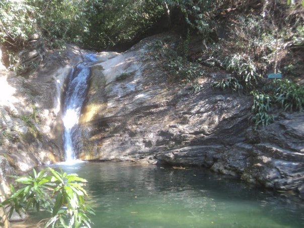 Aniuan Falls,  things to do in Puerto Galera and Puerto Galera tourist spots